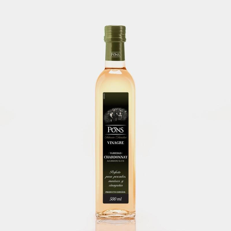 PONS Vinagre Agredolç de Chardonnay...