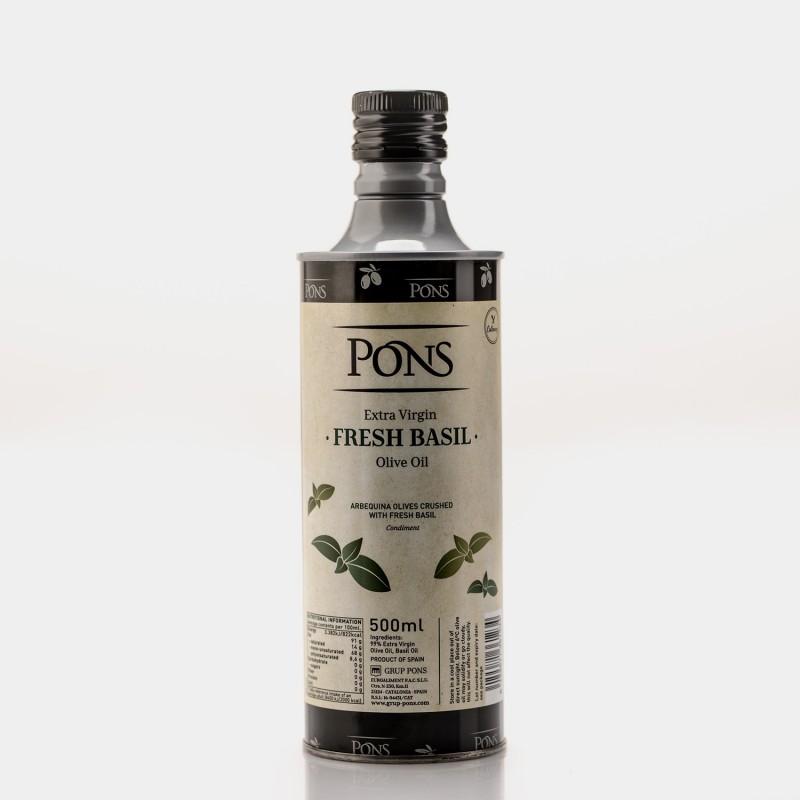 PONS Fresh Crushed EVOO with Fresh...