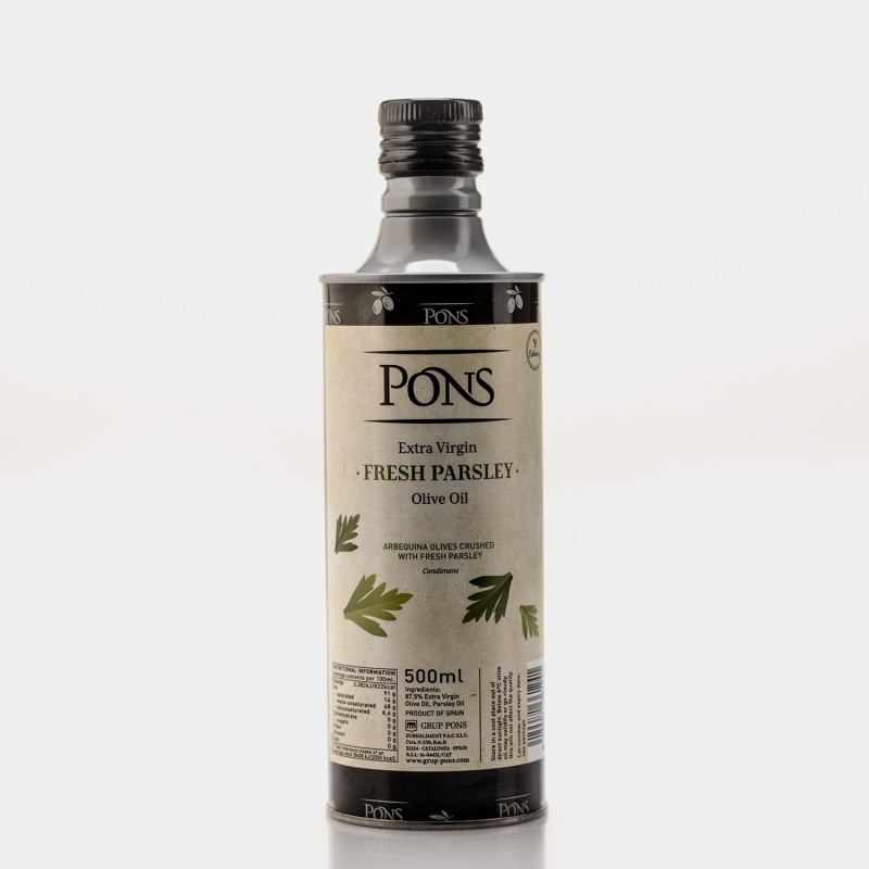PONS Fresh Crushed EVOO with Fresh...