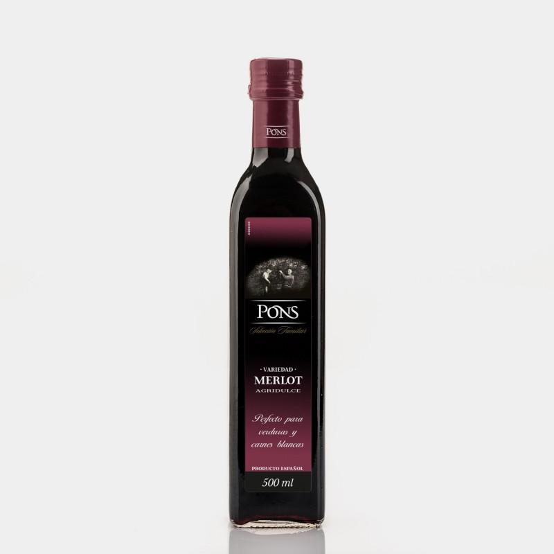 PONS Bittersweet Wine Vinegar -...