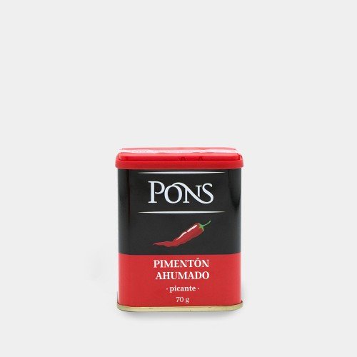 PONS Spanish Hot Smoked...