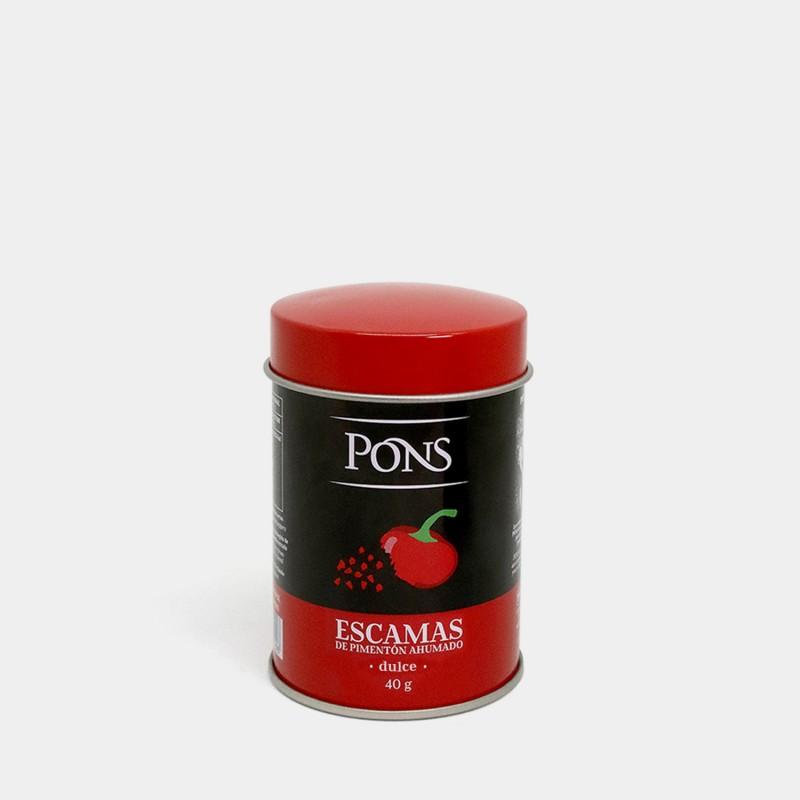 PONS Spanish Sweet Smoked Paprika...