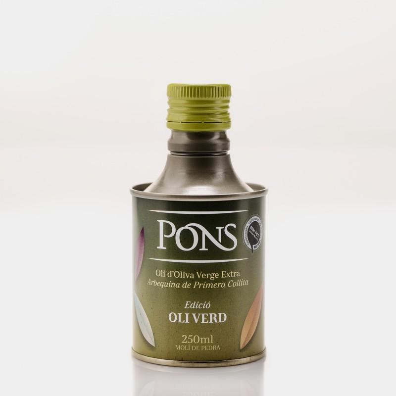 PONS Edició Oli Verd llauna 250 Ml.