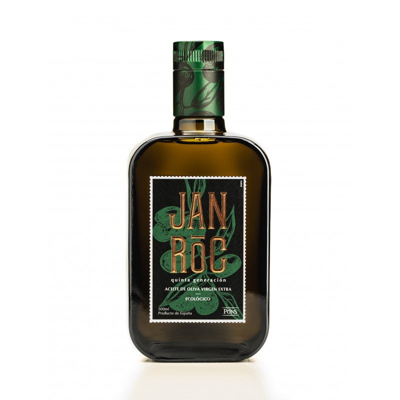JANIROC 5th Generation Organic 500 Ml